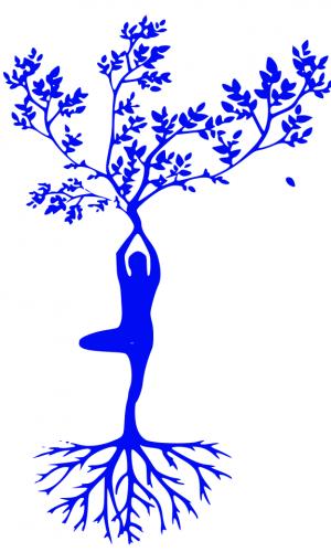 YogaMensch_blau